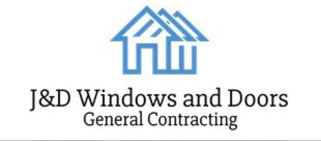 J&D Windows and Doors General Contracting, LLC. logo