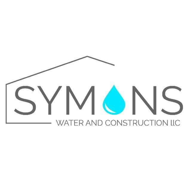 Symons Water and Construction logo