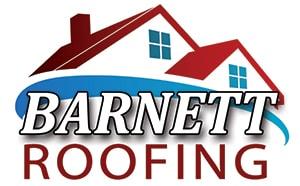 Barnett Roofing Knoxville / Tennessee logo