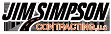 Jim Simpson Contracting logo