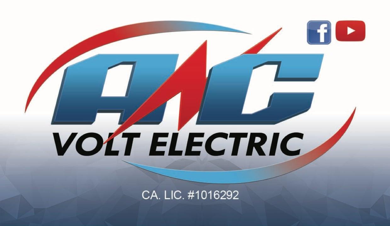 Acvolt electrical inc logo