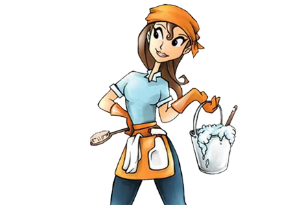 K&M CLEANING SERVICES logo