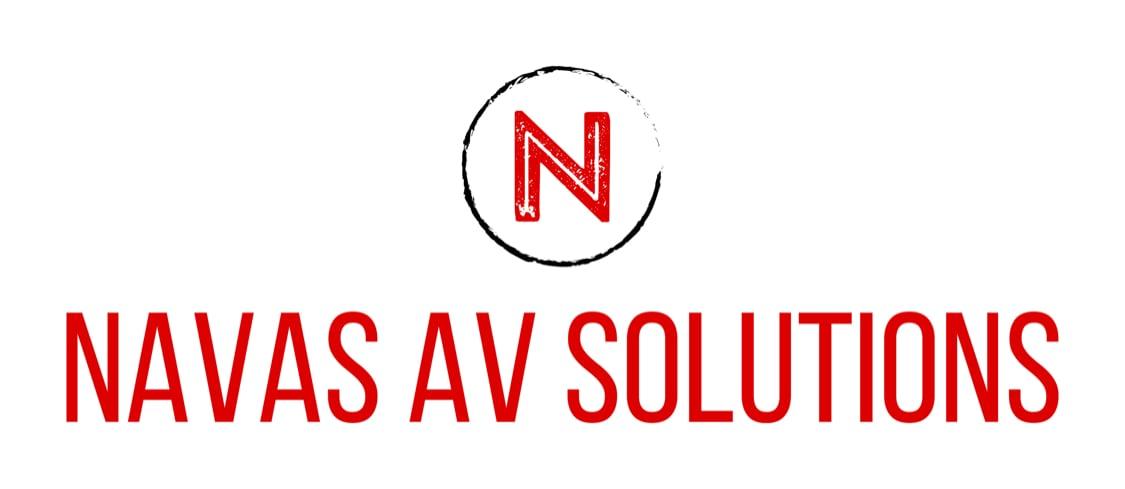 Navas AV Solutions logo