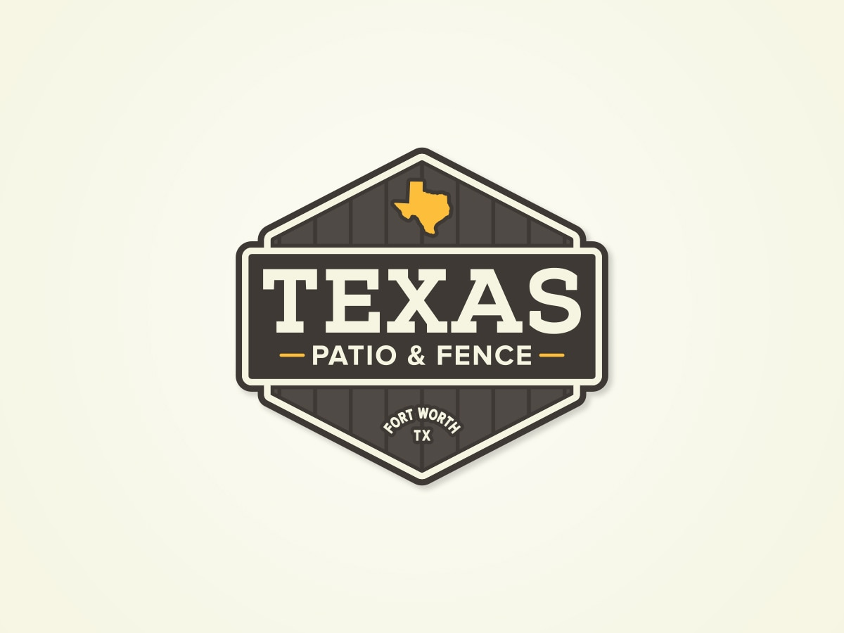 Texas Patio and Fence Co. logo
