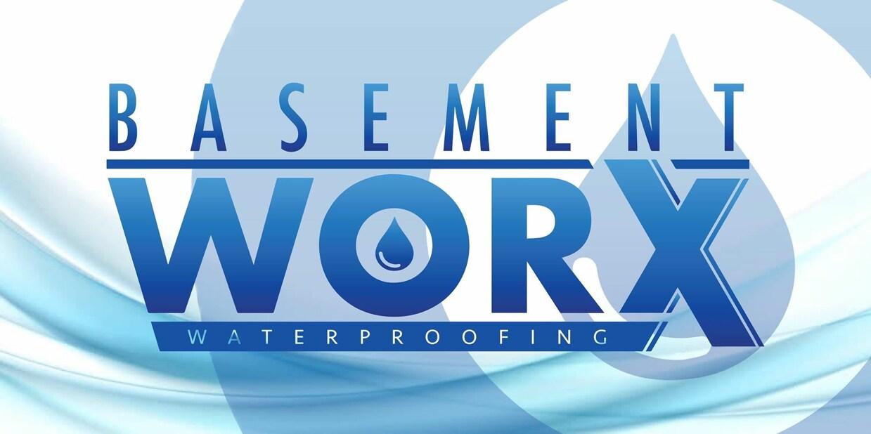 Basement Worx Waterproofing logo
