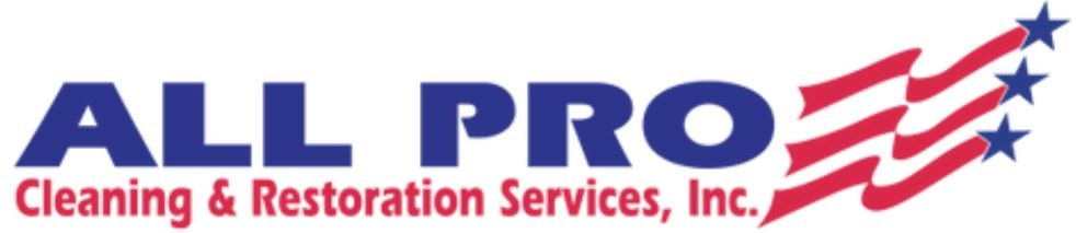 ALL PRO CLEANING & RESTORATION SERVICES logo