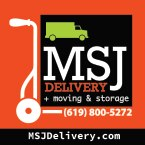 MSJ Delivery Moving & Storage logo