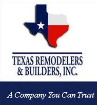 Texas Remodelers & Builders logo