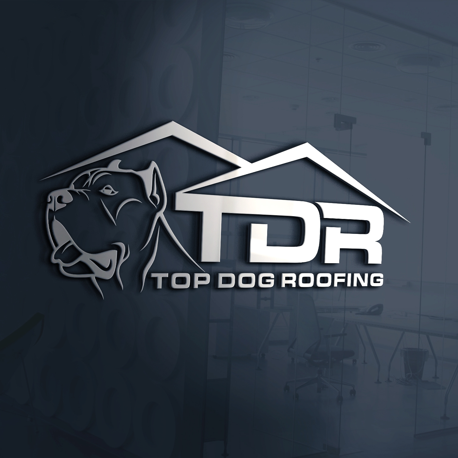 Top Dog Roofing Inc logo
