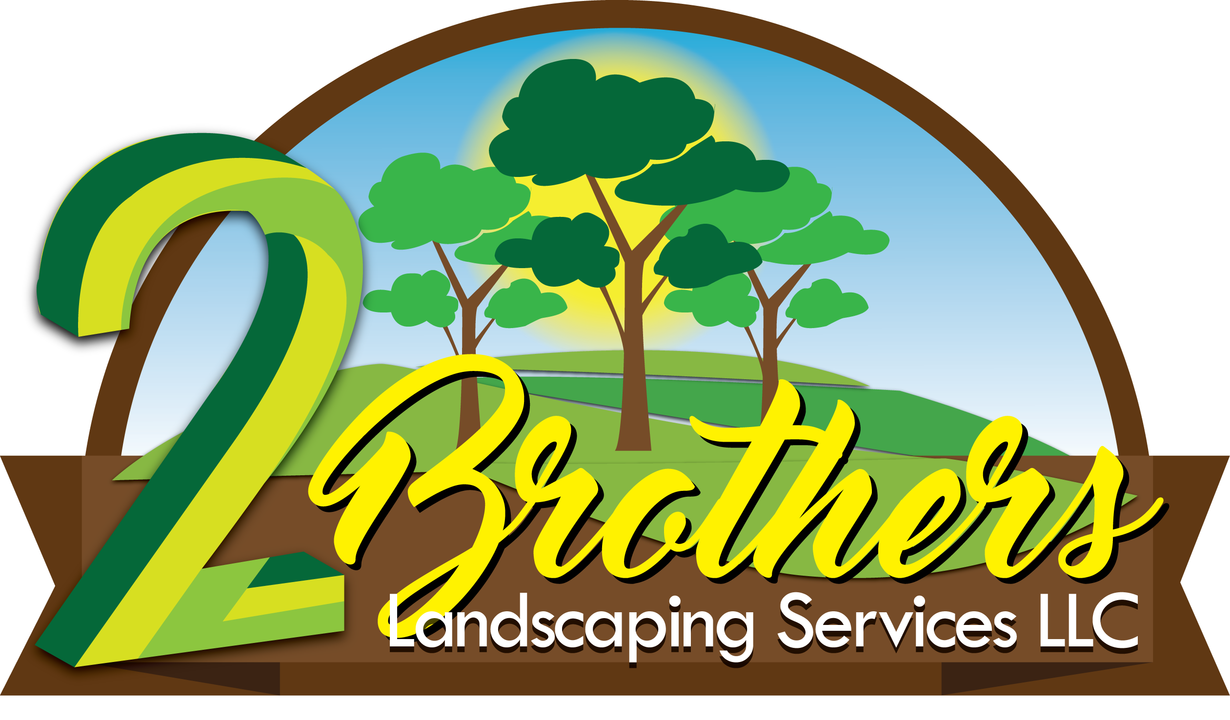2 Brothers Landscaping Service LLC logo