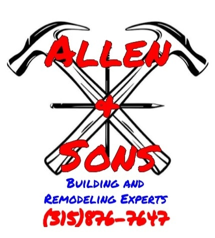 Allen and Sons Building and Remodeling Experts logo