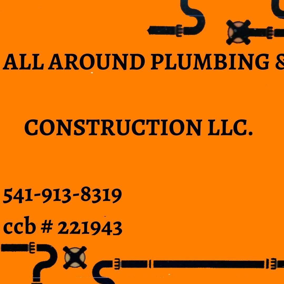 All around plumbing & Construction llc logo
