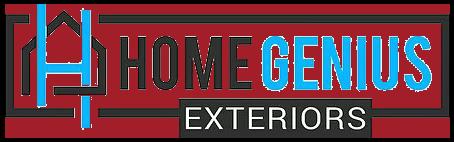 Home Genius Exteriors logo