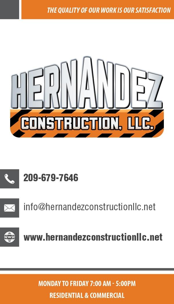 Hernandez Construction logo