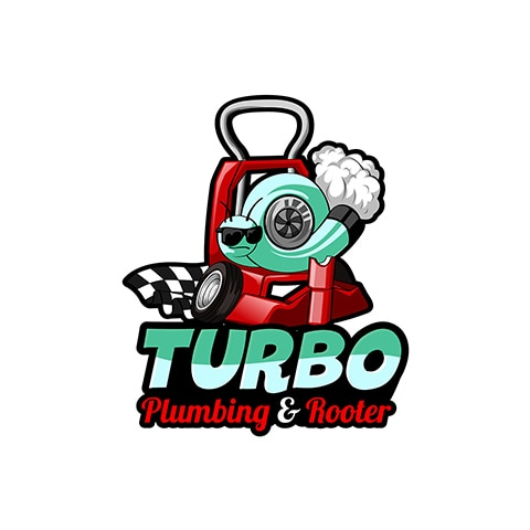 Turbo Plumbing and Rooter logo