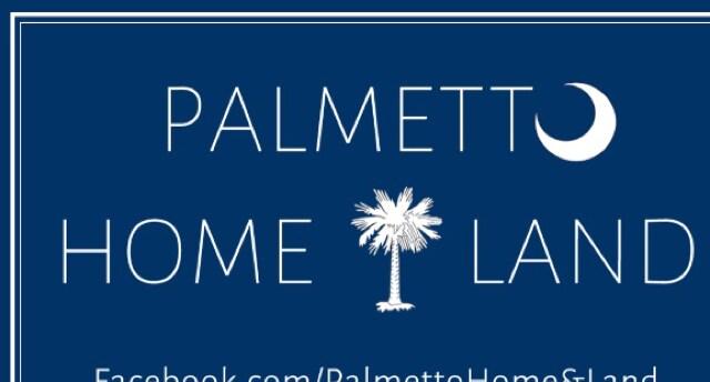 Palmetto Home and Land logo