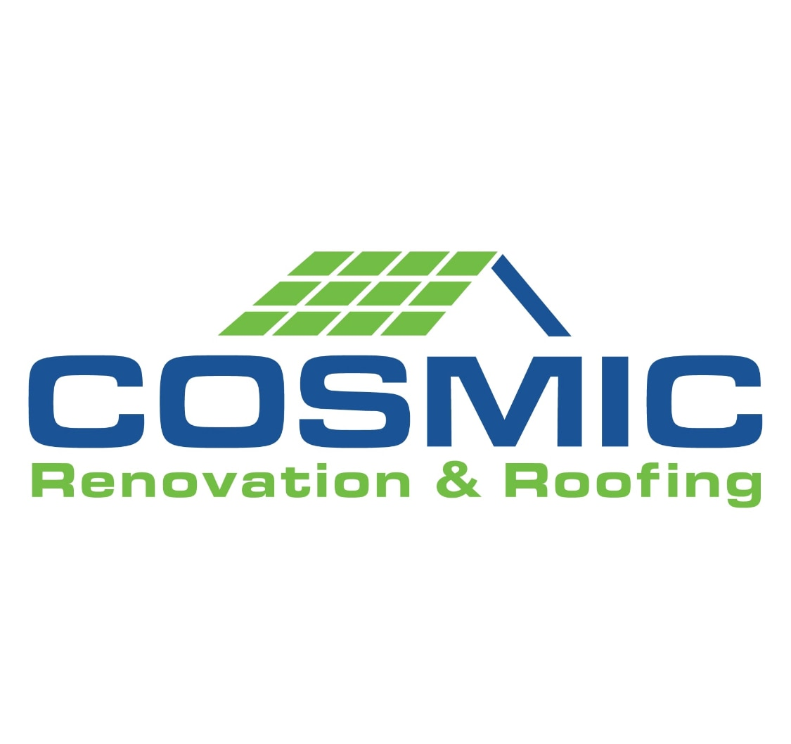 Cosmic Renovation and Roofing Inc logo