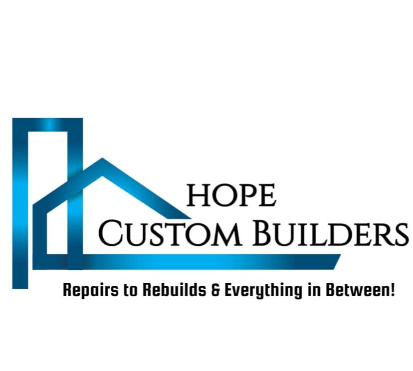 Hope Custom Builders logo