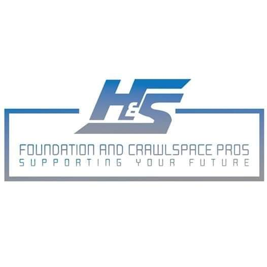 H&S Foundation and Crawl Space Pros. INC logo