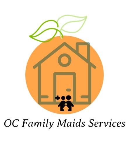 OC Family Maid's Services logo