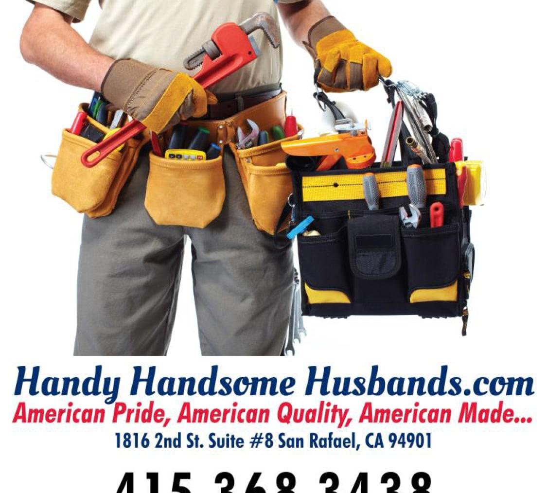 Handy Handsome Husbands.com logo