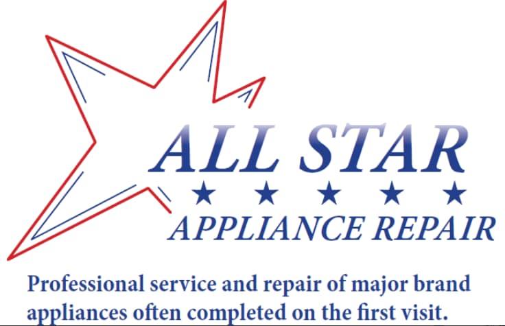 All Star Appliance Repair logo