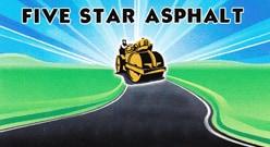 Five Star Asphalt logo