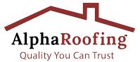 Alpha Roofing logo