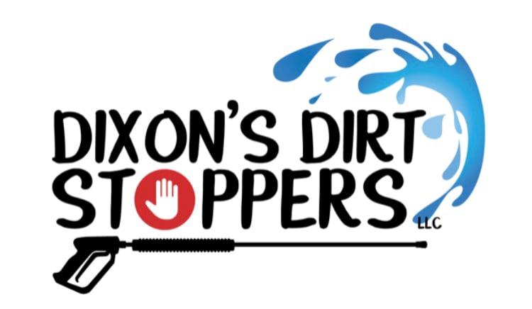 Dixons Dirt Stoppers logo