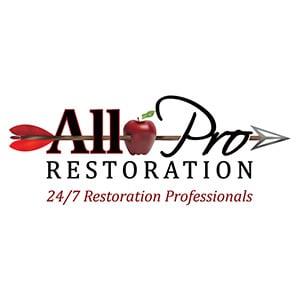 All Pro Restoration logo