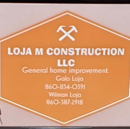 Loja M Construction LLC logo