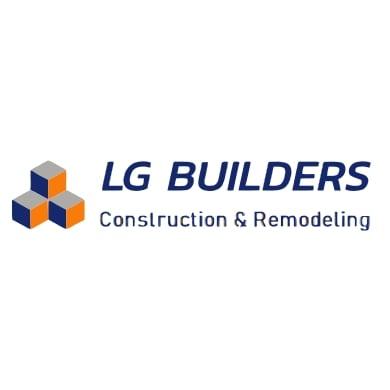 LG BUILDERS logo