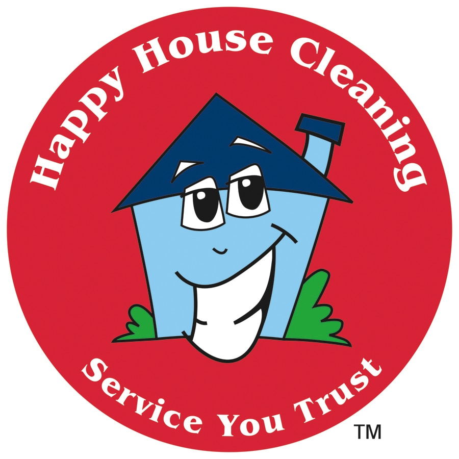 Happy House Cleaning logo