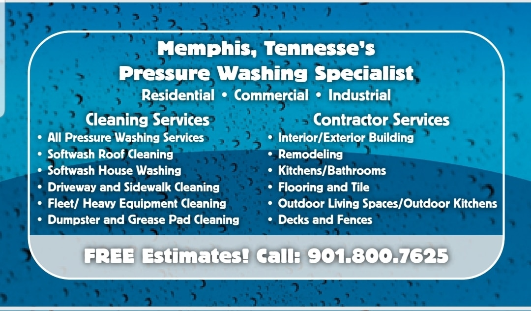 Pro Exteriors Pressure Washing logo