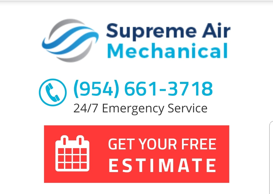 Supreme Air Mechanical logo