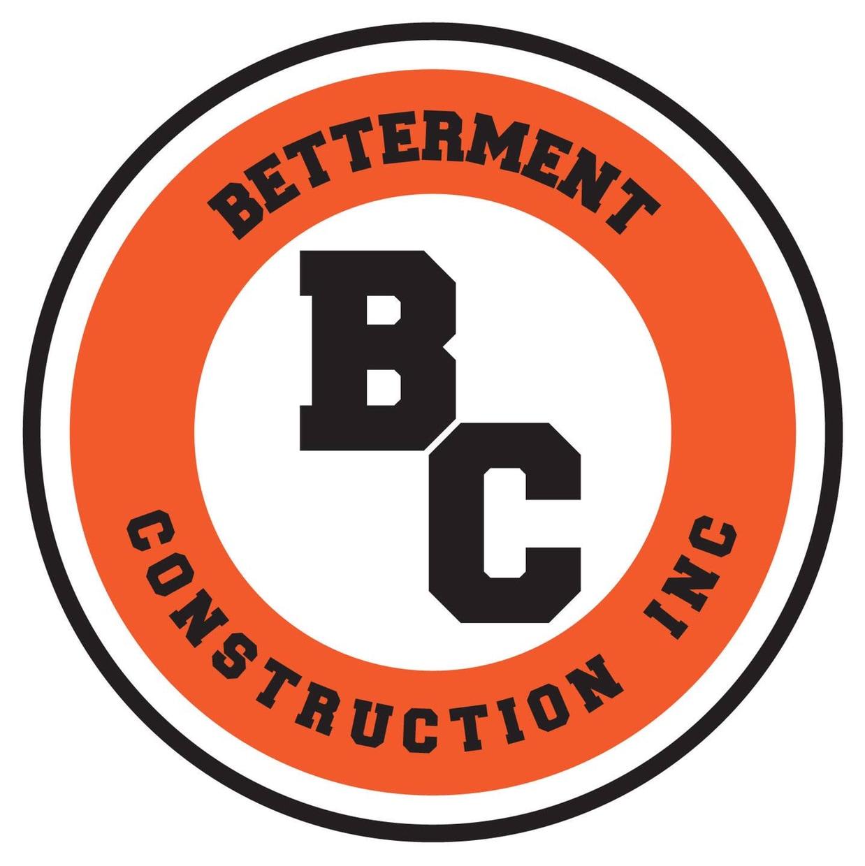 Betterment Construction inc logo