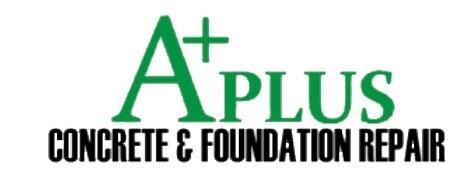 A+ PLUS CONCRETE & FOUNDATION REPAIR logo