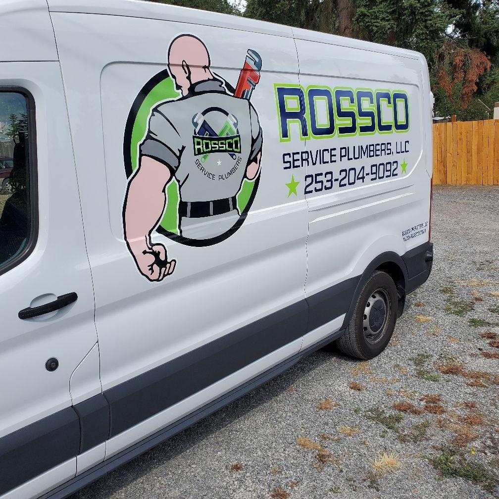 RossCo Service Plumbers logo