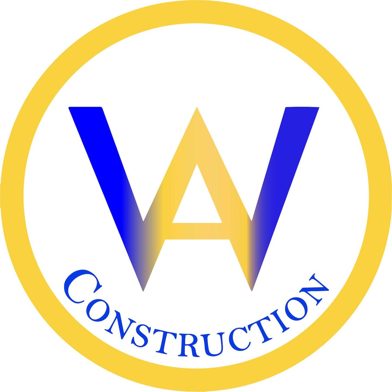 AW Construction  logo