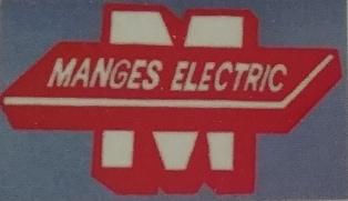 Manges Electric Co. logo