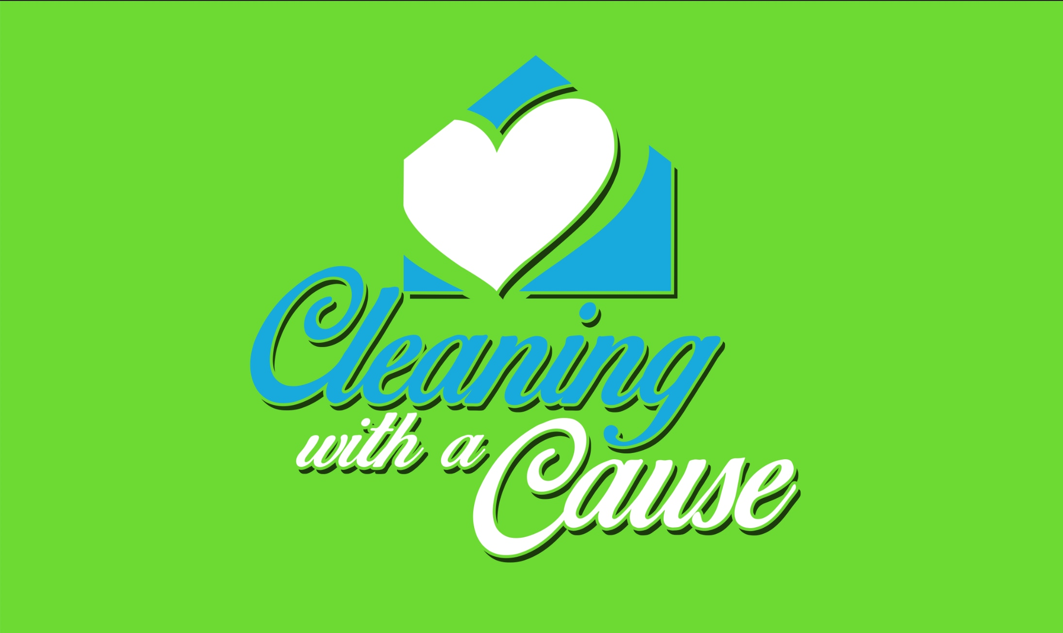 Cleaning With A Cause logo