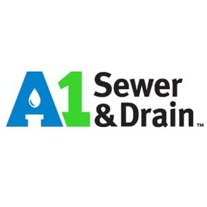 A-1 Sewer & Drain Plumbing & Water Heaters logo