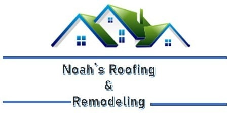 Noahs Roofing and Remodeling logo