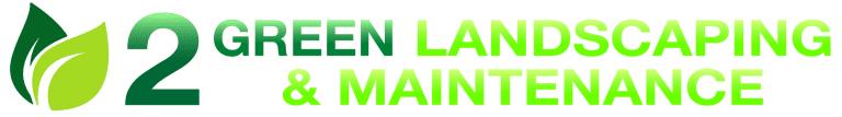 2Green Landscaping & Maintenance  logo