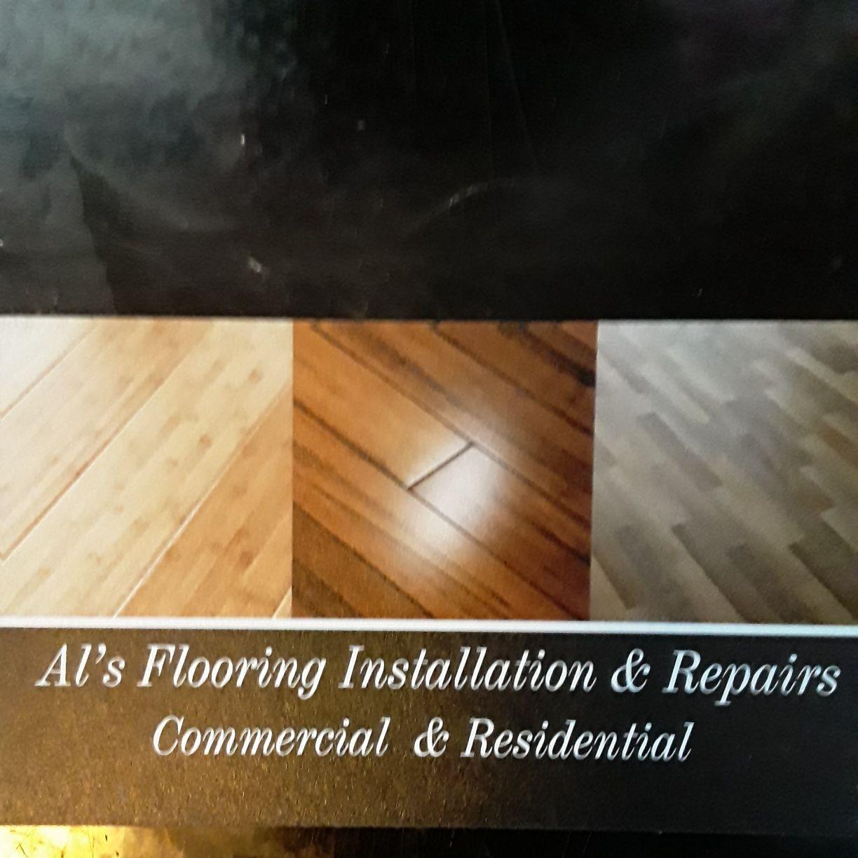Al's Flooring LLC logo