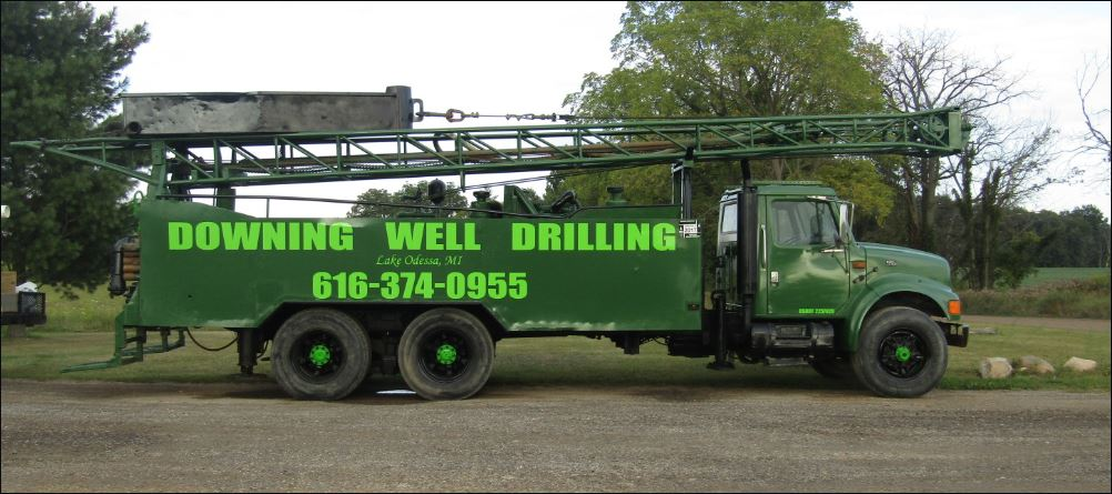 Downing Well Drilling LLC logo