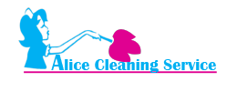 Alice Cleaning  logo