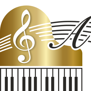 A Sharp Piano llc, logo