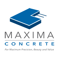 Maxima Concrete logo