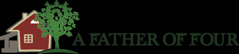 A Father of Four logo